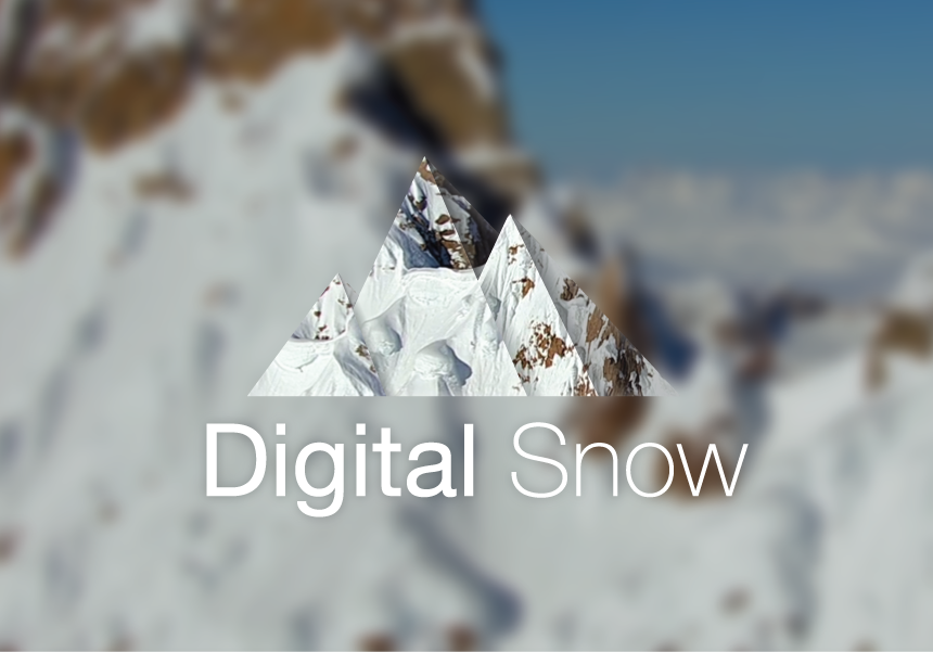 Digital Snow
