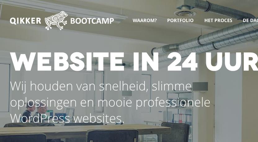 Qikker Bootcamp